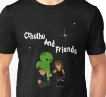 Cthulhu AND friends! Unisex T-Shirt