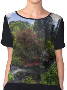 Peace In The Valley Chiffon Top