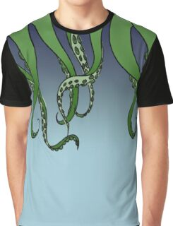 tentacles Graphic T-Shirt