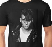 Johnny Depp Cry Baby Unisex T-Shirt