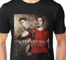 Sam And Dean Supernatural 02 Unisex T-Shirt