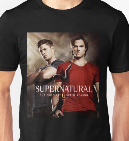 Sam And Dean Supernatural 02 Unisex T-Shirt