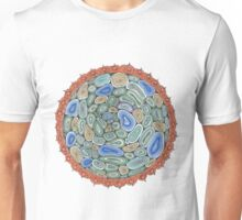 Mandala: Precious Master Of Happiness Unisex T-Shirt