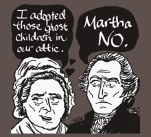 MARTHA NO T-Shirt