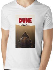 Dune Jaws Mens V-Neck T-Shirt