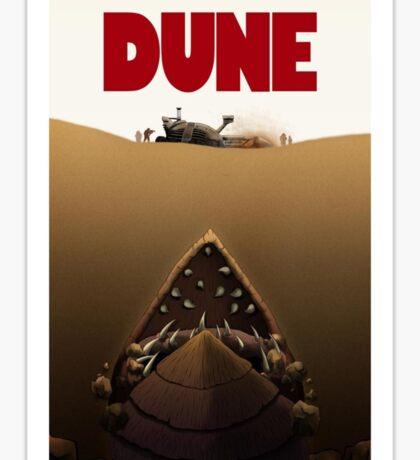Dune Jaws Sticker