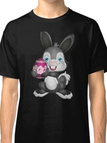 Fluffy Easter Bunny Classic T-Shirt