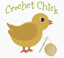 Crochet chick One Piece - Short Sleeve