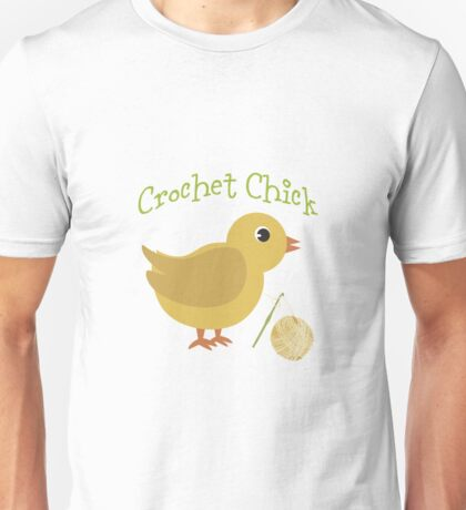Crochet chick Unisex T-Shirt