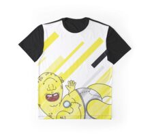 A one-eyed man Graphic T-Shirt