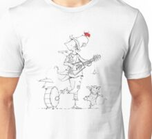 Jack and Cat Unisex T-Shirt