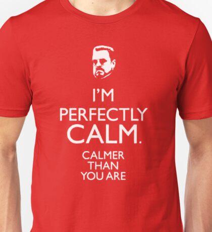 Walter The big Lebowski Calm Unisex T-Shirt