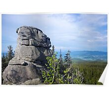 Rocky Sphinx - Nature Photography Poster