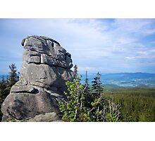 Rocky Sphinx - Nature Photography Photographic Print