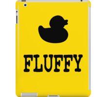 Fluffy Duck iPad Case/Skin