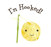 I'm Hooked Photographic Print