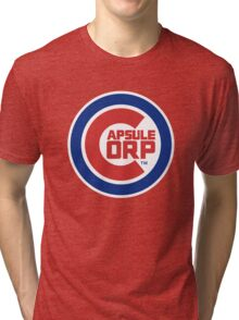 CHICAGO CAPSULE CORP Tri-blend T-Shirt
