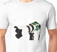 Canon 70d 01 Unisex T-Shirt