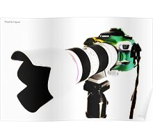Canon 70d 01 Poster