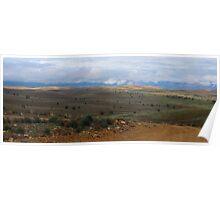 Flinders Ranges Panoramic Poster