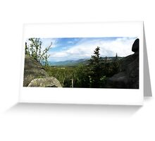 Peaceful Landscape - Travel Photography Greeting Card
