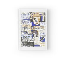 KEEP IT REAL Hardcover Journal
