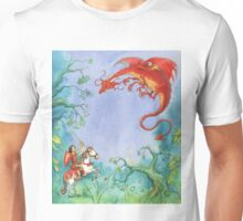Knights and Dragons Unisex T-Shirt
