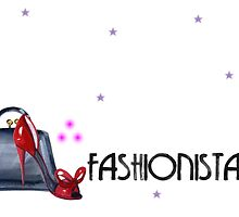 Fashionista by Catherine Hamilton-Veal  ©