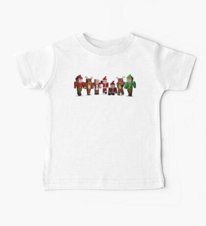 Merry Xmas from MINE Baby Tee