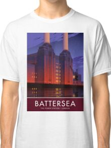 Battersea Power Station Classic T-Shirt