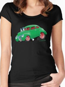 Forty Coupe Women's Fitted Scoop T-Shirt