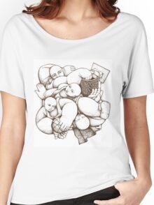 BASKETBOL Women's Relaxed Fit T-Shirt