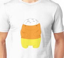Halloween Quaggan Candy Corn Unisex T-Shirt