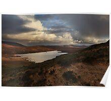 Lough Barra From Crockfadda Poster