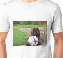 Me with my Ball Unisex T-Shirt