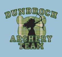 DunBroch Archery Team Kids Clothes