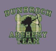 DunBroch Archery Team Kids Clothes