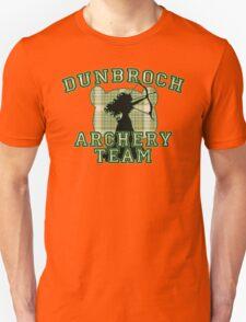 DunBroch Archery Team Unisex T-Shirt