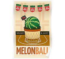 Melonball Poster