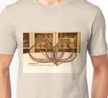 'Limerence; the state of being infatuated' typography on vintage tea cup and saucer photograph Unisex T-Shirt