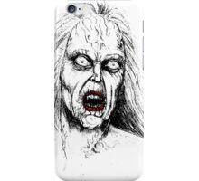 UGLY VAMP iPhone Case/Skin