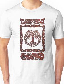 Celtic Tree of life - v1.0 Unisex T-Shirt