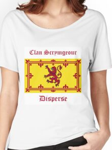 Scrymgeour - Scottish Clan Women's Relaxed Fit T-Shirt