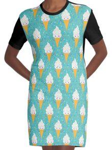Ice Cream Party Robe t-shirt