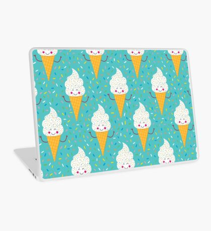 Ice Cream Party Laptop Skin