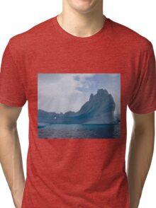Antarctic Iceberg  Tri-blend T-Shirt