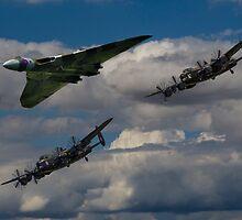 Avro 3Sisters by David Charlton