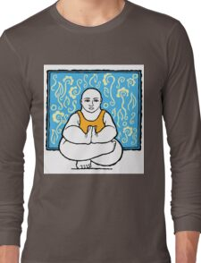 YOGA #1 Long Sleeve T-Shirt