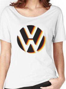Volkswagen Germany Women's Relaxed Fit T-Shirt