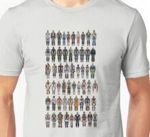 Timesplitter Character Models Unisex T-Shirt